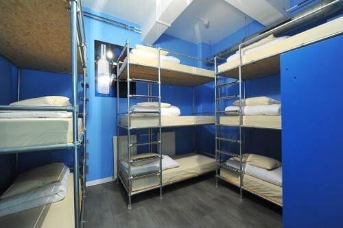 top hostels in Europe