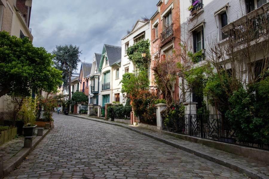 British Street Paris