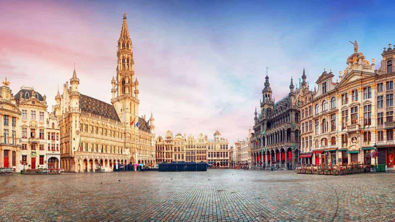 40 Things to do in Brussels