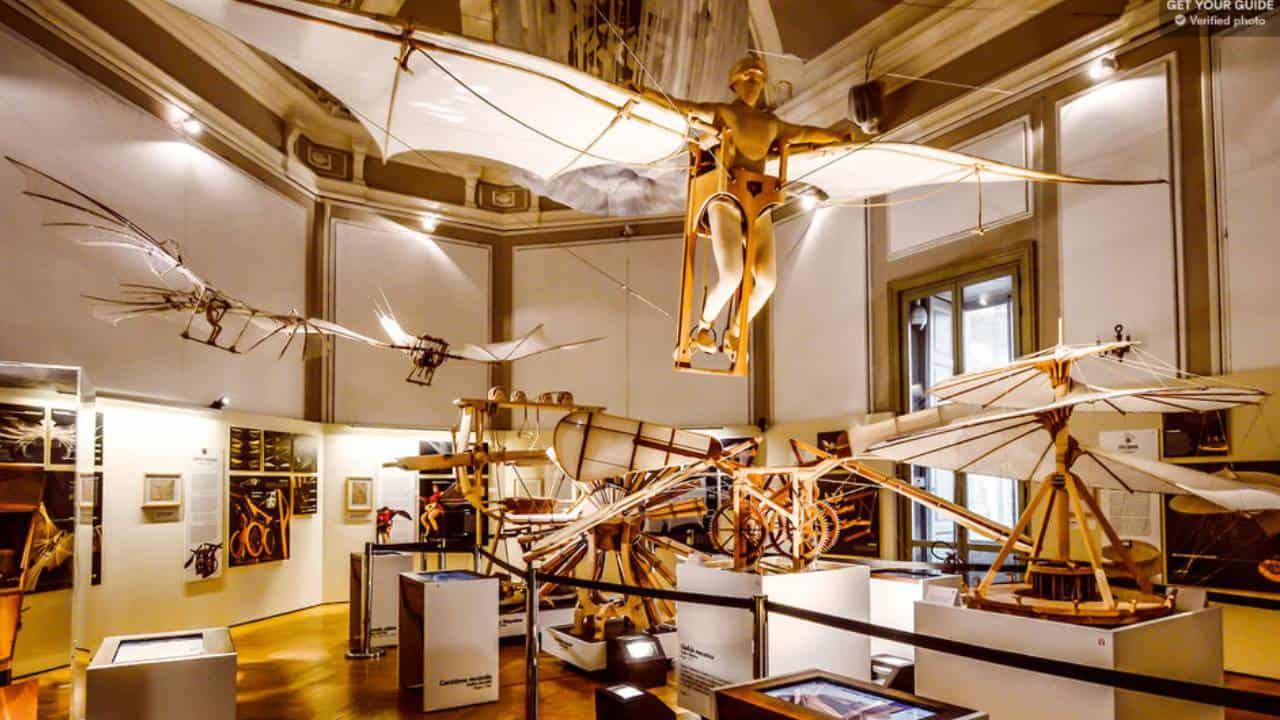 Leonardo da Vinci Interactive Museum FLorence