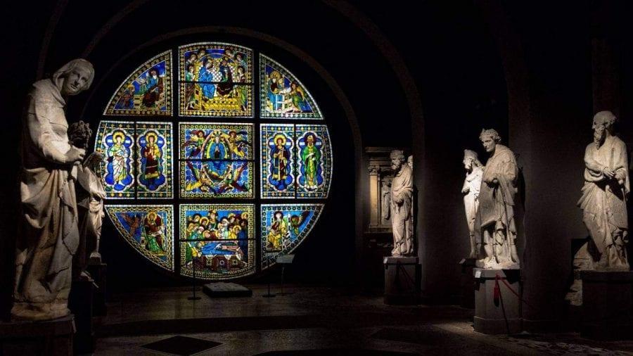 MUSEO DELL'OPERA DEL DUOMO statues