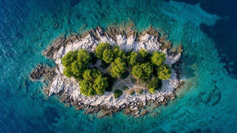Croatia Islands Blue Water