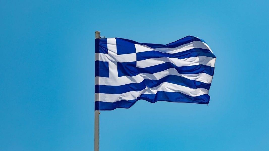 Greek Flag History