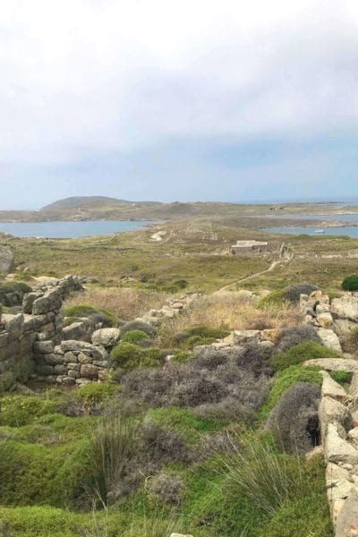 Backpacking-Delos