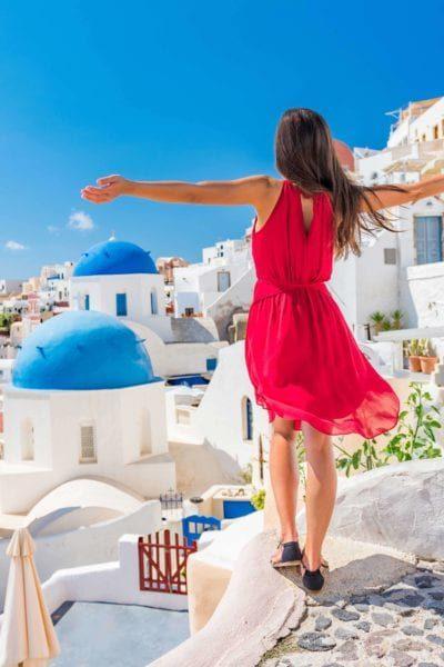 Backpacking Greek Islands