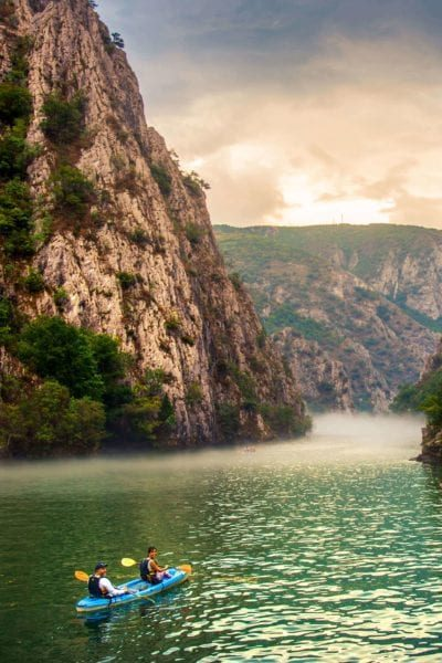 Matka-Canyon