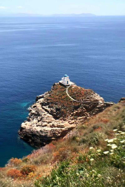 Chapel on Milos