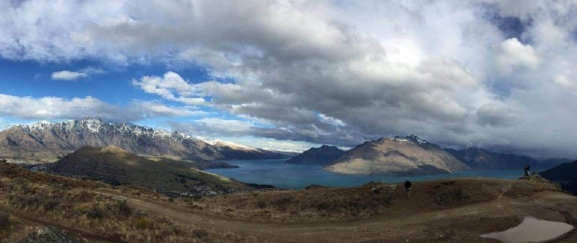New Zealand Landscape Queenstown