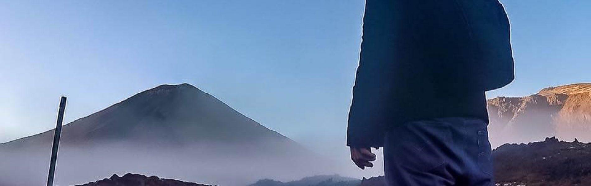 Mt Doom Tongariro Alpine Crossing
